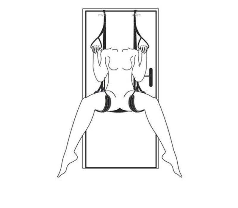 Over The Door Swing