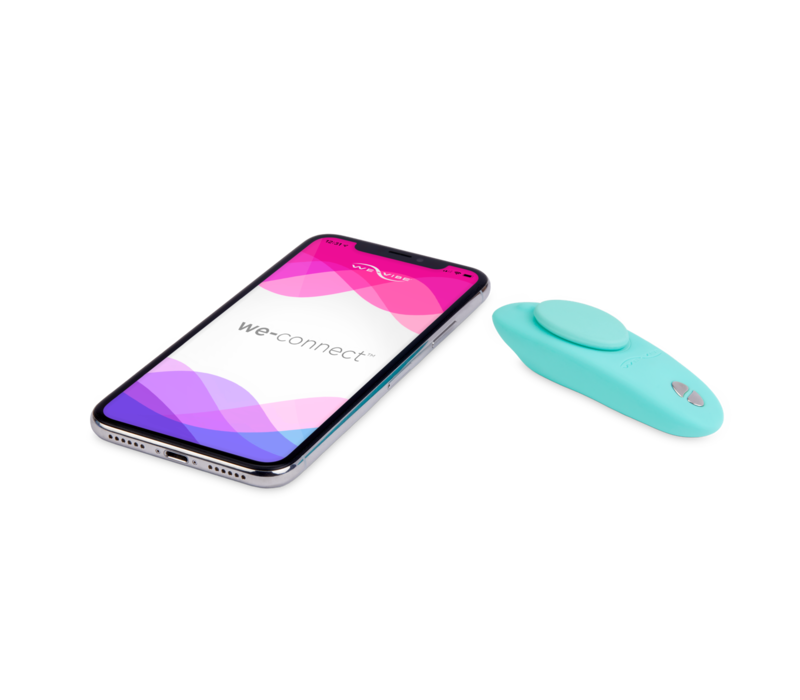 We-Vibe Moxie - Wearable Panty Vibrator voor clitoris