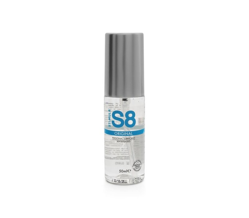 Stimul8 S8 Waterbasis Glijmiddel