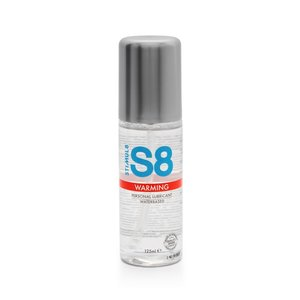 Stimul8 S8 Warming Lubricant - Lubrifiant chauffant