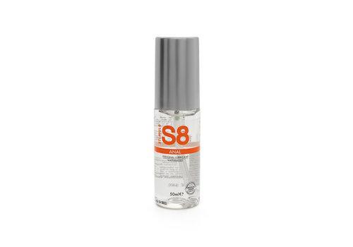 Stimul8 S8 Anal Lube - Extra dik & extra zacht