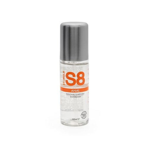 Stimul8 S8 Anal Lube - Extra thick & extra soft lubricant