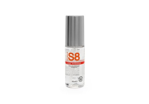 Stimul8 S8 Anal Warming Lubricant