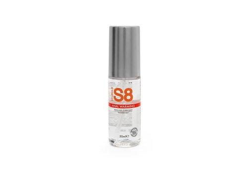 Stimul8 S8 Lubrifiant de Réchauffement Anal