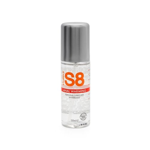 Stimul8 S8 Anal Warming Lubricant - water based