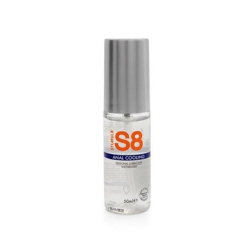 Stimul8 Stimul8 Anal Cooling - Verkoelend Anaal Glijmiddel