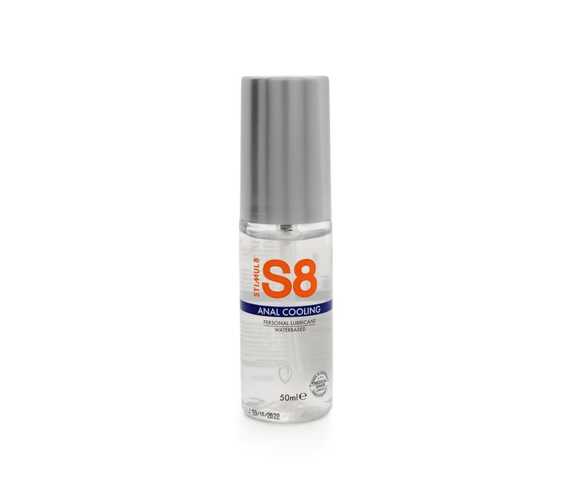 Stimul8 S8 Anal Cooling Lubricant