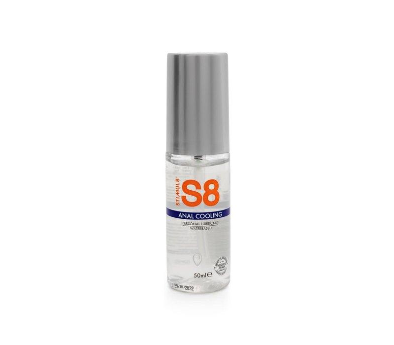 Stimul8 S8 Anal Cooling - Lubrifiant Anal de Refroidissement