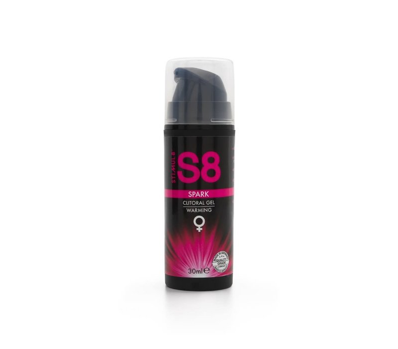 Stimlu8 Spark - Clitoral Gel Warming 30 ml