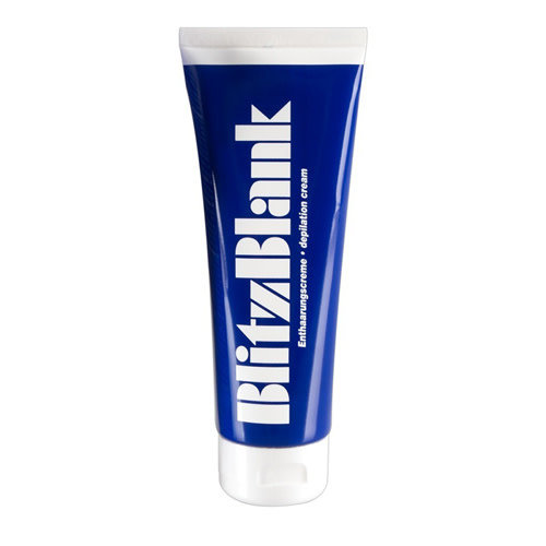 Intimate Hair Removal Cream Blitz Blank - For him & her
