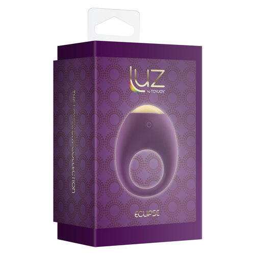 Luz by Toyjoy Eclipse the vibrating cock ring from the Luz aeries by ToyJoy