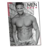 Sexy Men Calendar Pin-Up 2020