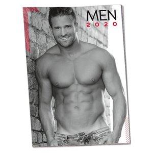 Sexy Mannen Kalender Pin-Up 2020