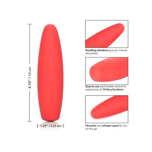 CalExotics Red Hot Flame - klein & krachtig