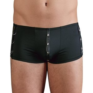 NEK Masculine microfiber boxer with press studs
