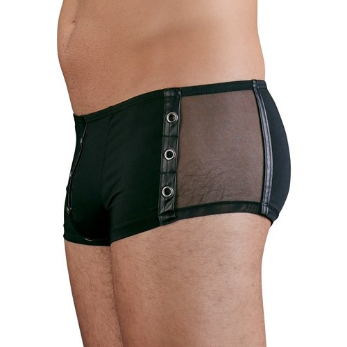 NEK Masculine microfiber boxer with press studs by NEK