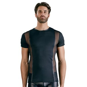 NEK Cool, male microfiber men's shirt with power net