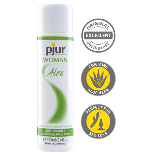 Pjur Pjur Woman Aloe Vera 100 ml lubricant