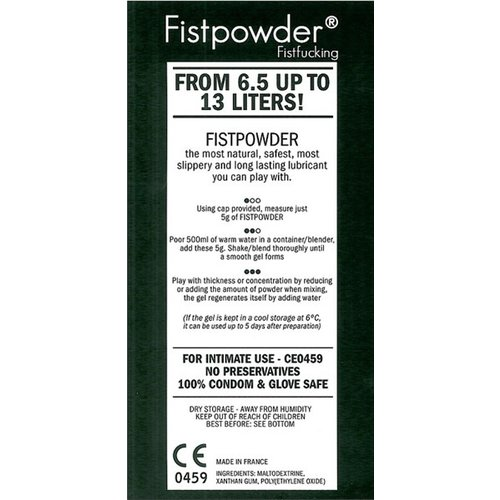 Fist Powder 65g
