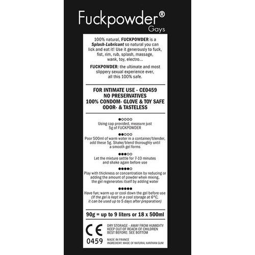 Fuck Powder - 90 g