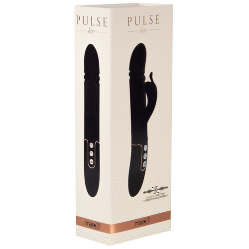 Mae B Pulse Two pulsator with clitoris vibrator