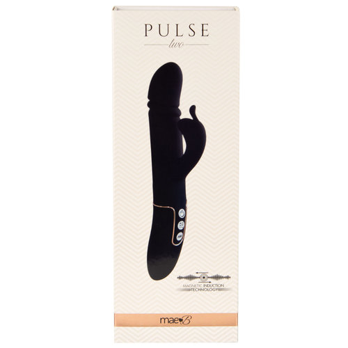 Mae B Pulse Two pulsator met clitoris vibrator