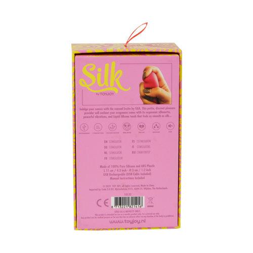 SILK SILK Excite Liquid Silicone Clitorisvibrator