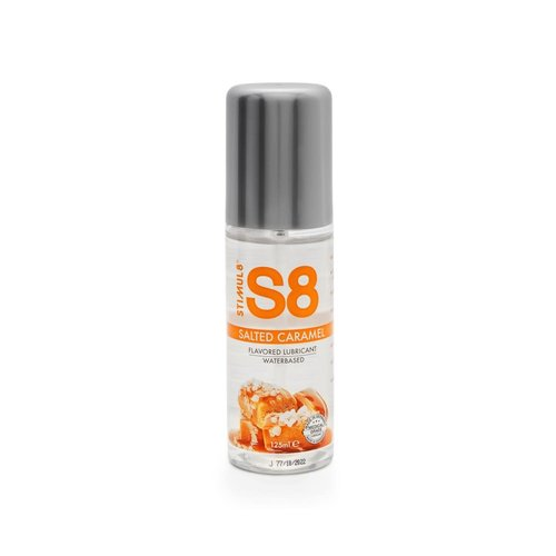 Stimul8 S8 Lubricant with Salted Caramel flavour