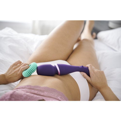 We-Vibe Wand by We-Vibe - The best wandmassager for Him & Her