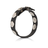 Leather Multi-Snap Ring