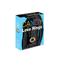 Candy Love Rings - 3 stuks