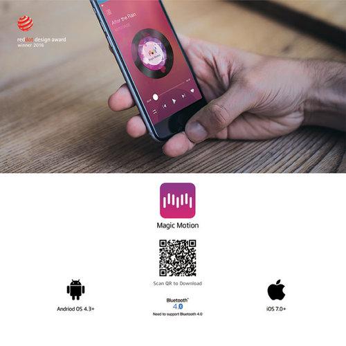 Magic Motion Flamingo - vibrating egg with app