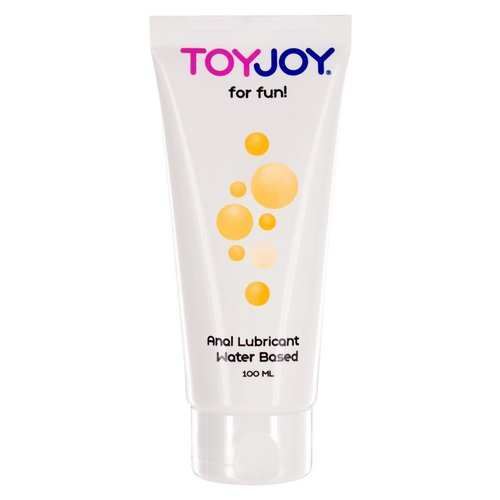 ToyJoy Water Based Anal Lubricant 100 ml