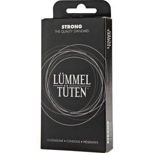Lümmeltüten - STRONG condoms 12 pcs