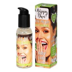 Happy Diva Veg Me Up 100% Natural Vegan-Friendly 100 ml