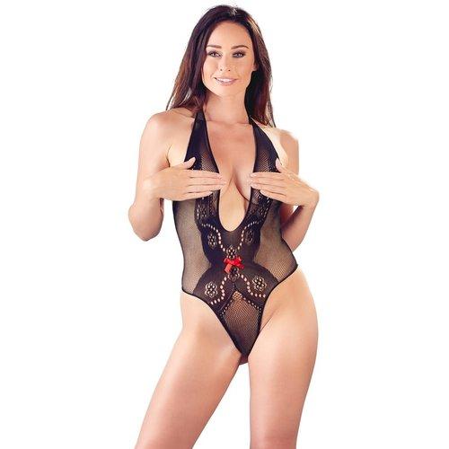 Mandy Mystery Lingerie Body Halterneck S-L (one size)