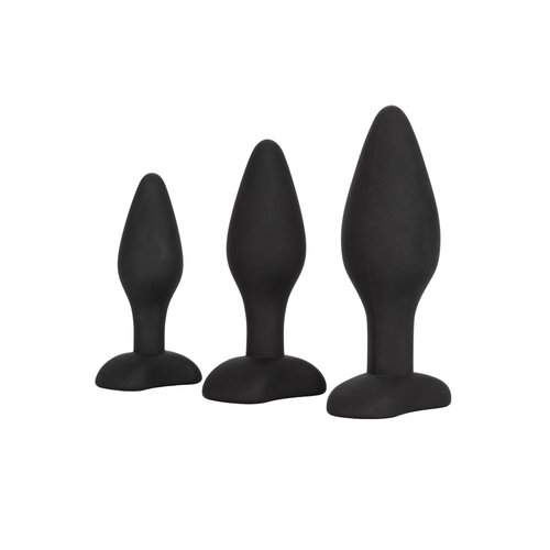 CalExotics Silicone Anal Training Kit