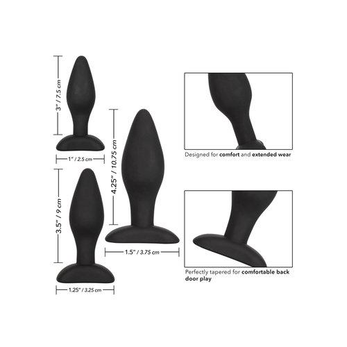 CalExotics Silicone Anal Training Kit