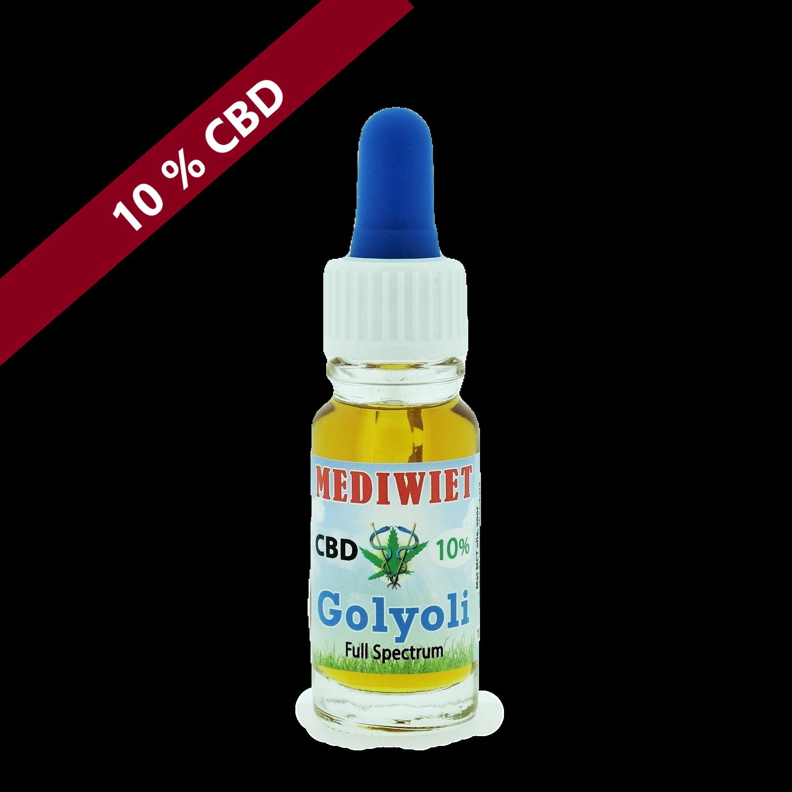 Golyoli 10% (10ml)
