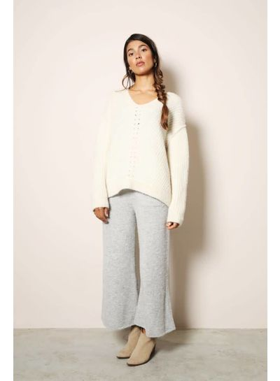 Pull victorious V LN Knits