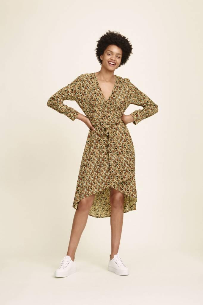 Marigold dress Samsoe Samsoe-2