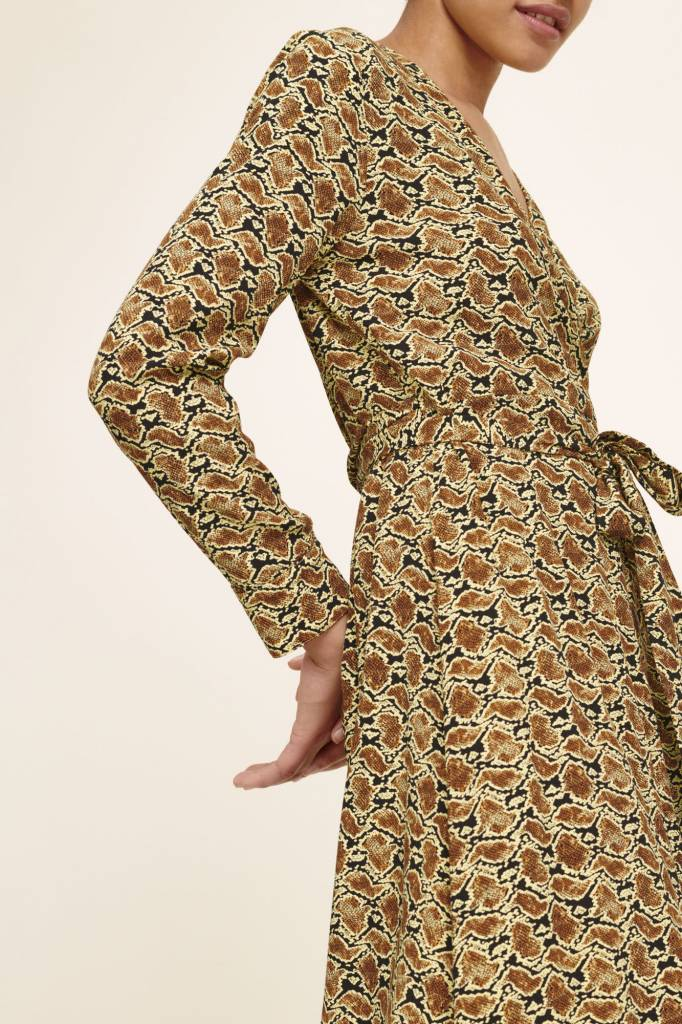Marigold dress Samsoe Samsoe-5