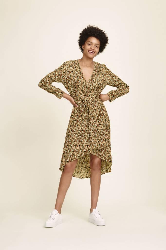 Marigold dress Samsoe Samsoe-6