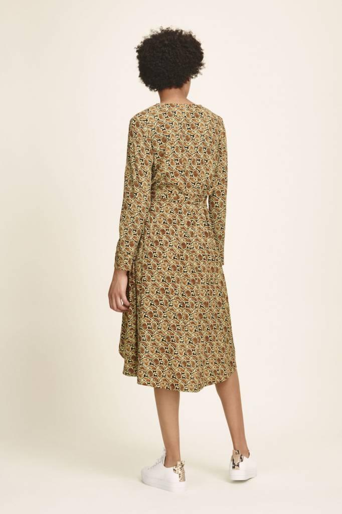 Marigold dress Samsoe Samsoe-7