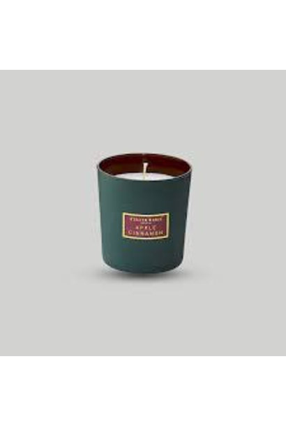 Apple & cinnamon scented candle atelier rebul