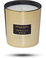 atelier rebul Vanilla Noir scented candle atelier rebul