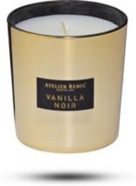 atelier rebul Vanilla Noir scented candle atelier rebul