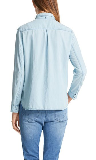 Jeanshemd Marccain LC5113D01 350-2