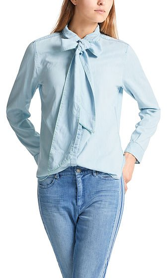 Jeanshemd Marccain LC5113D01 350-3