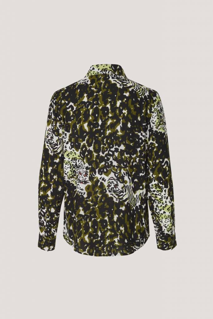 Milly shirt AOP samsoe samsoe-5